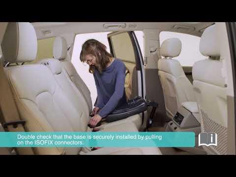 Baza scaun auto Joie i-Base LX i-Size pentru scoicile i-Level - i-Snug - i-Gemm 2 1