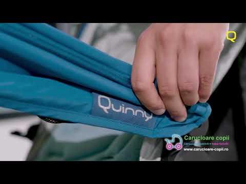 Carucior Quinny LDN Grey Twist 9