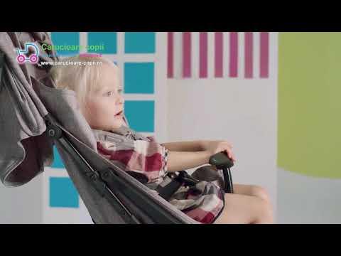Carucior Lite Up Kinderkraft Grey 1