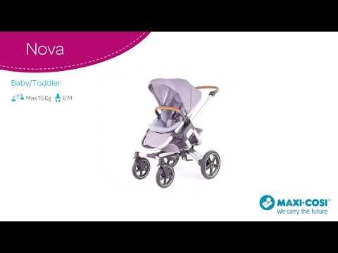 Carucior Nova4 Maxi-Cosi Essential Blue 20