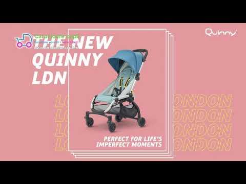 Carucior Quinny LDN Grey Twist 6