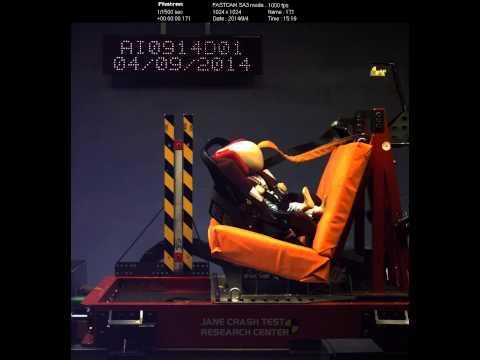Scaun auto Air Safe Concord 0-13 kg Deep Water Blue 4