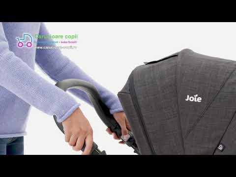 Carucior Joie Chrome DLX 2 in 1 Pavement 1