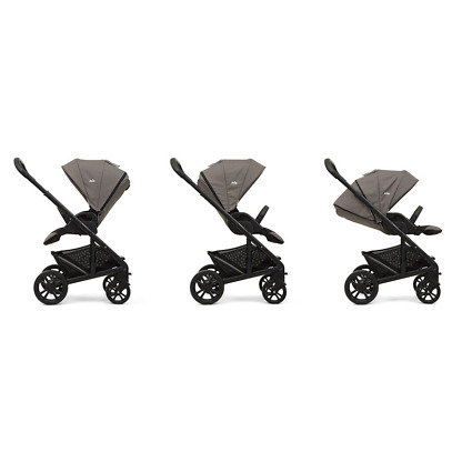 Carucior Joie Chrome Foggy Gray 5