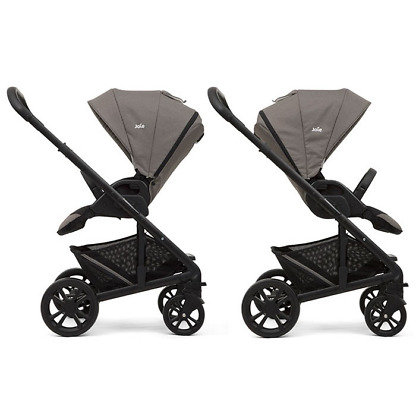 Carucior Joie Chrome Foggy Gray 6