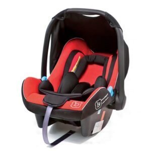 Scoica auto BabyGo Traveller XP 0-13 kg Red