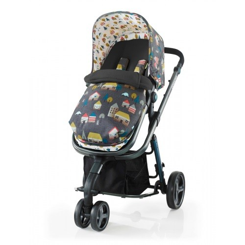carucior 2 in 1 cosatto giggle hyggee houses limited edt 1