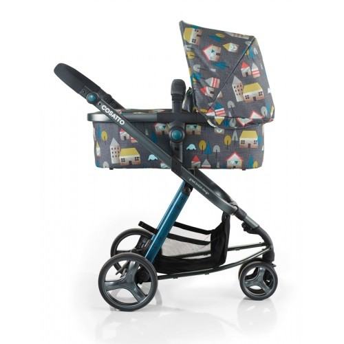 carucior 2 in 1 cosatto giggle hyggee houses limited edt 2