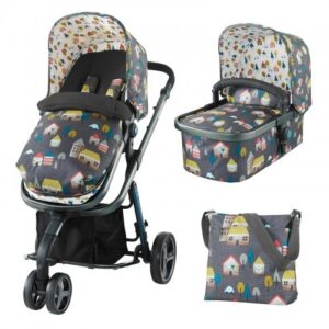 Carucior Cosatto Giggle 2 in 1 HYGGEE HOUSES Limited EDT