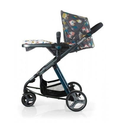 carucior 2 in 1 cosatto giggle hyggee houses limited edt 5