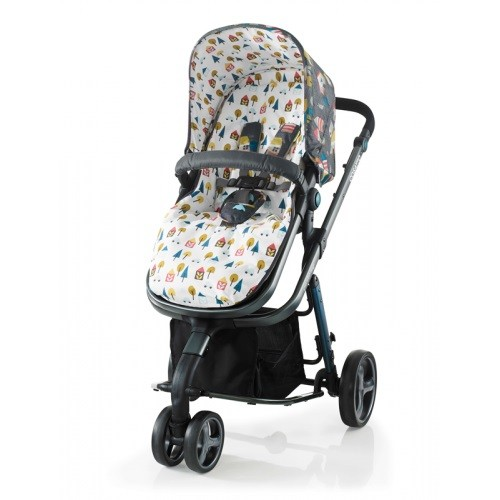 carucior 2 in 1 cosatto giggle hyggee houses limited edt 6