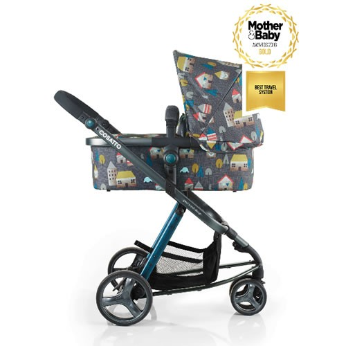 carucior 2 in 1 cosatto giggle hyggee houses limited edt 7