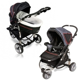 carucior 2 in 1 kiddy sport n move