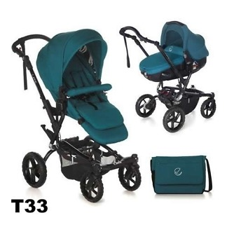 Carucior 3 in 1 Jane Crosswalk Matrix Light T33