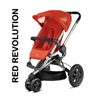 Carucior Buzz 3 Quinny Red Revolution