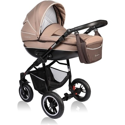 Carucior Crooner Vessanti 2 in 1 Beige 3