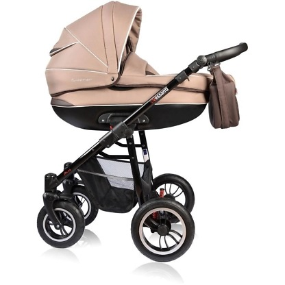 Carucior Crooner Vessanti 2 in 1 Beige 2