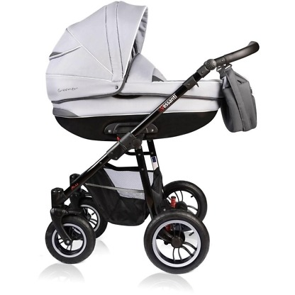 Carucior Crooner Vessanti 2 in 1 Gray 2