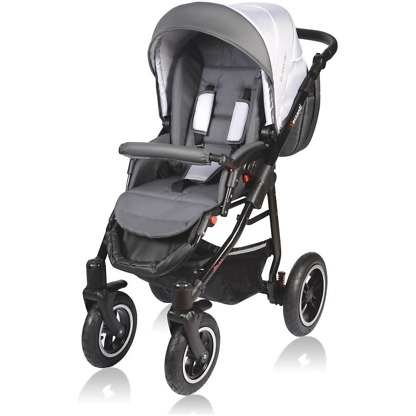 Carucior Crooner Vessanti 2 in 1 Gray 3