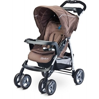 Carucior Caretero Monaco Brown