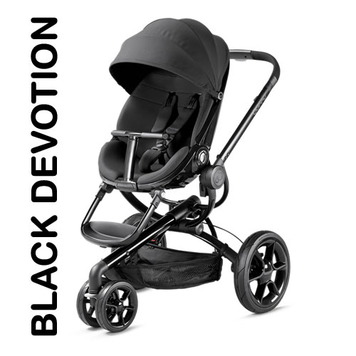 Carucior Quinny Moodd Black Devotion 3 1