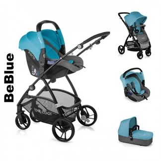 carucior sistem 3 in 1 be cool by jane slide 3 top plus