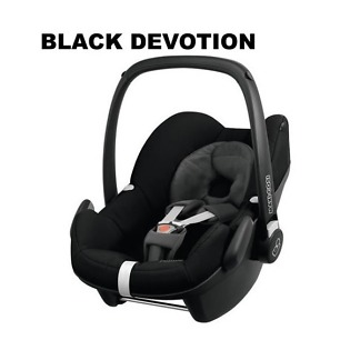 Cos auto Maxi Cosi Pebble 0-13 kg Black Devotion