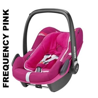 Cos auto Maxi-Cosi Pebble Plus I-Size Frequency Pink