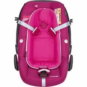 Cos auto Maxi-Cosi Pebble Plus I-Size Frequency Pink 4