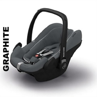 Cos auto Maxi-Cosi Pebble Plus I-Size Graphite