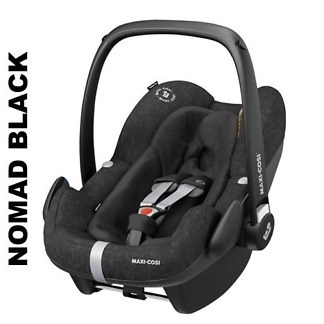 Cos auto Maxi-Cosi Pebble Plus I-Size Nomad Black