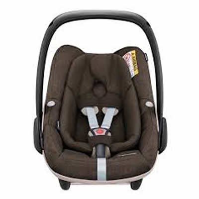 Cos auto Maxi-Cosi Pebble Plus I-Size Nomad Brown 1