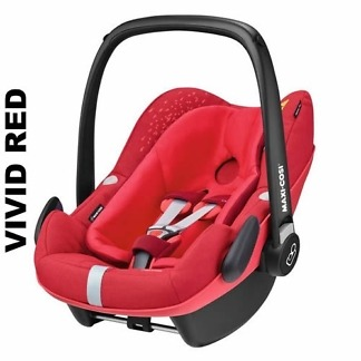 Cos auto Maxi-Cosi Pebble Plus I-Size Vivid Red