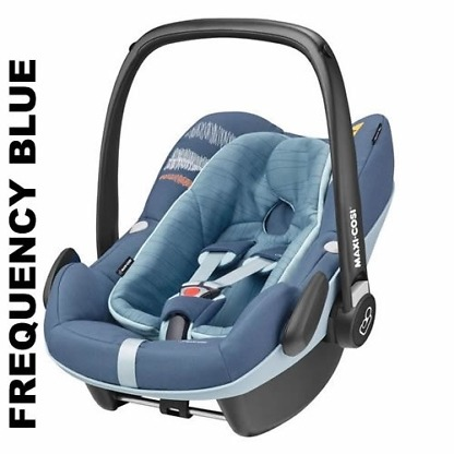 Cos auto Maxi-Cosi Pebble Plus I-Size Frequency Blue