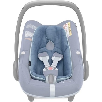 Cos auto Maxi-Cosi Pebble Plus I-Size Frequency Blue 1