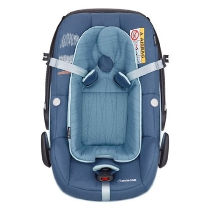 Cos auto Maxi-Cosi Pebble Plus I-Size Frequency Blue 2