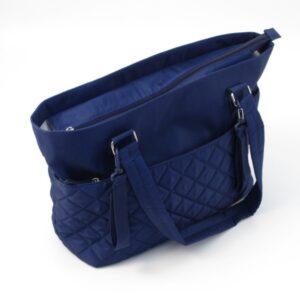geanta pentru scutece matlasata sapphire summer infant 78606