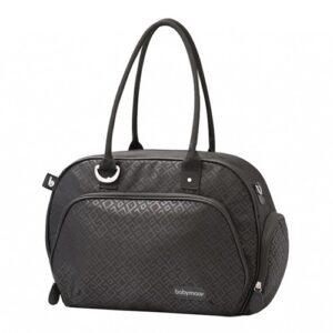 geanta scutece trendy black babymoov a043576 1