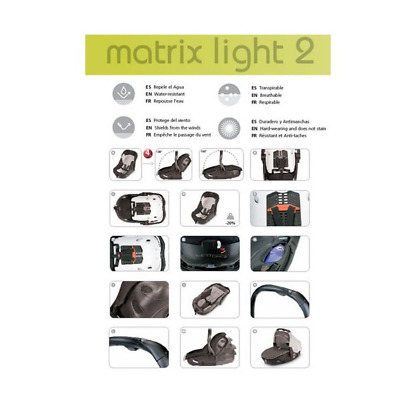 Carucior Jane Muum Matrix Light 29