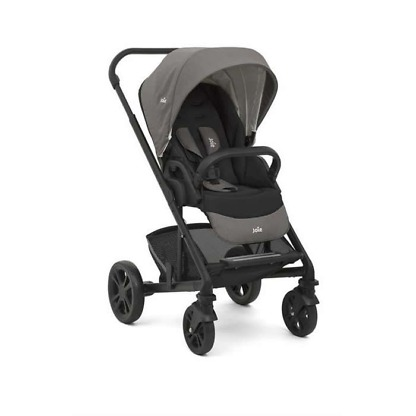 Carucior Joie Chrome Foggy Gray 4