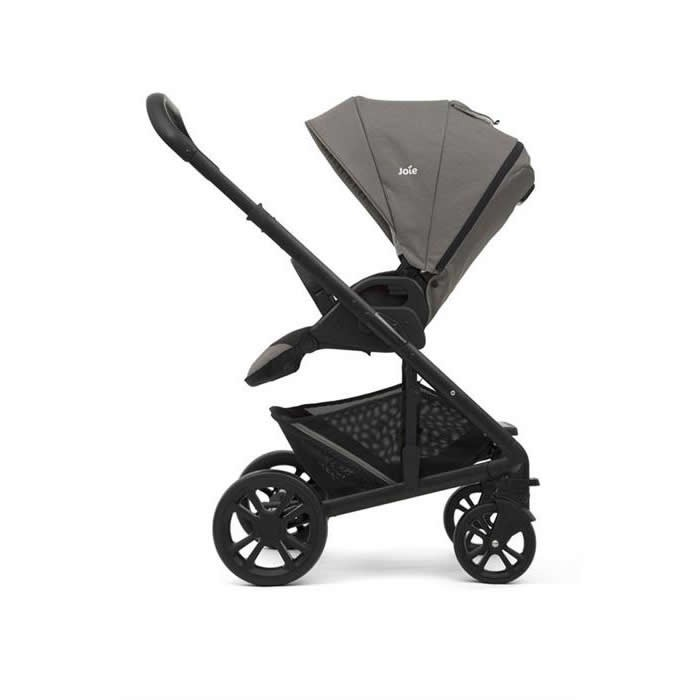 joie carucior multifunctional 2 in 1 chrome foggy gray 2
