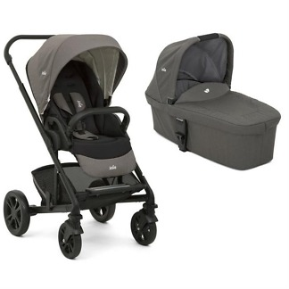 Carucior Joie Chrome 2 in 1 Foggy Gray
