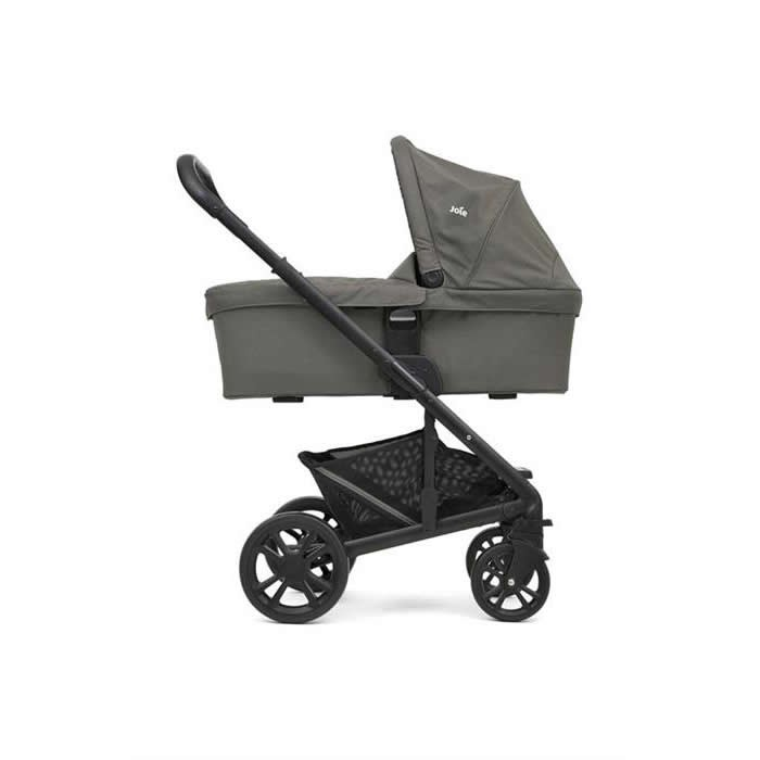 joie carucior multifunctional 2 in 1 chrome foggy gray 7