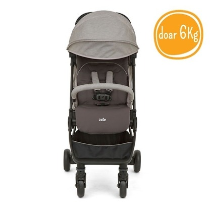 Carucior ultracompact Joie Pact Dark Pewter