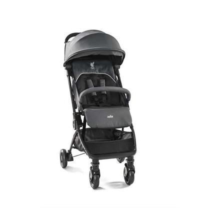 Carucior ultracompact Joie Pact Flex 0 luni Black Liverpool 3