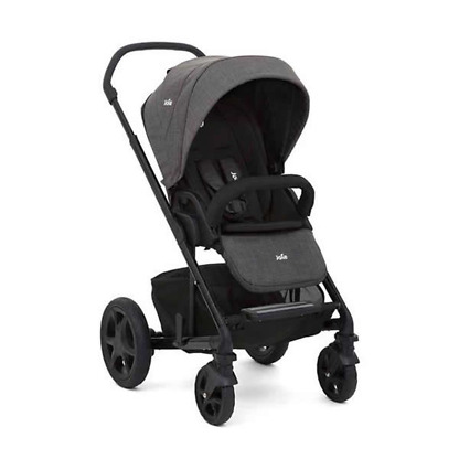 Carucior Joie Chrome Deluxe 2 in 1 Pavement Ltd. Ed. 8