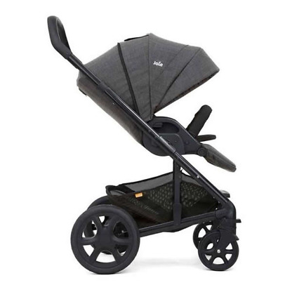 Carucior Joie Chrome Deluxe 2 in 1 Pavement Ltd. Ed. 9
