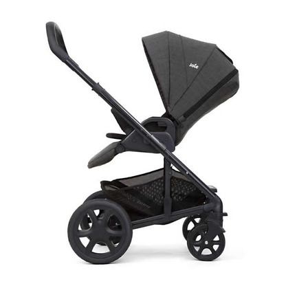 Carucior Joie Chrome Deluxe 2 in 1 Pavement Ltd. Ed. 10