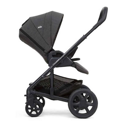 Carucior Joie Chrome Deluxe 2 in 1 Pavement Ltd. Ed. 12