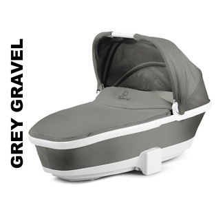 Landou Foldable Quinny Grey Gravel